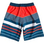 Quiksilver Badeshorts, Stripe Youth