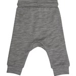 Hust&Claire Sweatpants, Uld, Wool Grey
