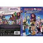 Universal Pictures Monster High, Scaris (DVD)