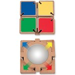 Melissa & Doug Color-Flap Mirror