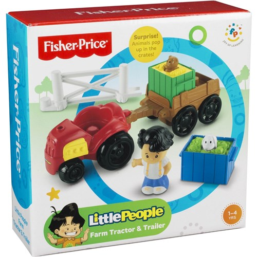Fisher Price Tractor & Trailer