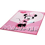 Associated Weaver Minnie Mouse, Tæppe, 95 x 133 cm, Flower