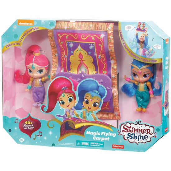 Fisher Price Shimmer and Shine, Magic Flying Carpet