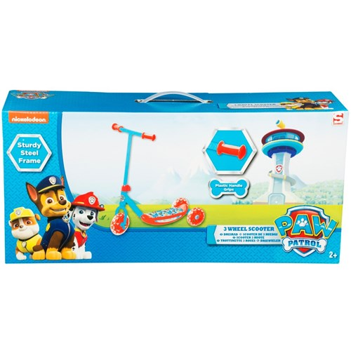 Paw Patrol 3 Wheel Scooter