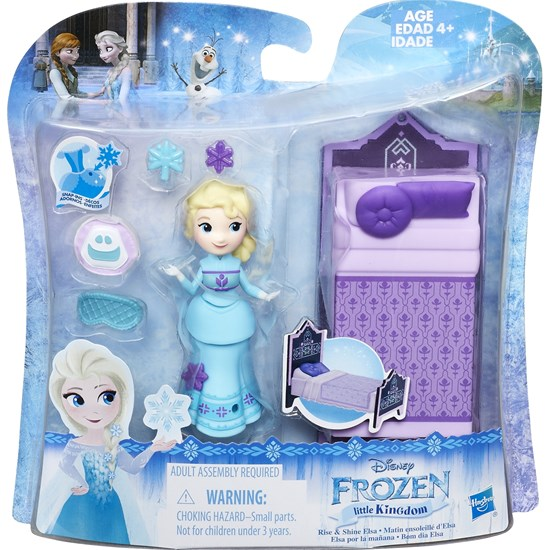 Disney Frozen Small Doll & Accessory, Elsa 2