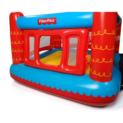 Fisher Price Fisher Price, Oppustelig hoppeborg