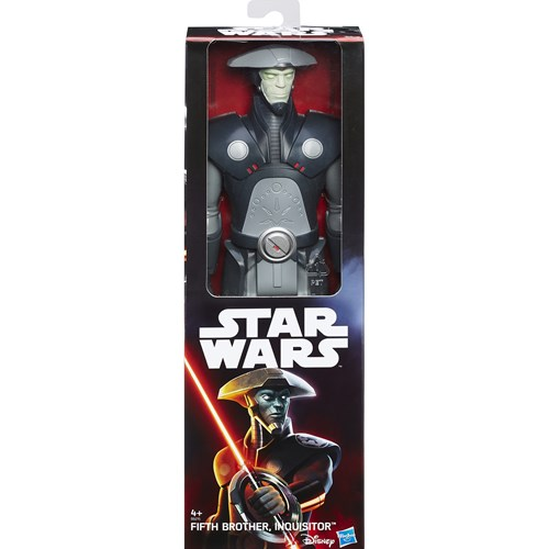 Star Wars Hero Series Figures, Episode 7, 30 cm, Fifth Brother Inquisitor