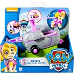 Paw Patrol Basic Vehicle With Pup, Skye's high flyin copter