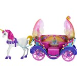 Barbie Carriage with Horse
