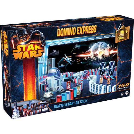 Goliath Domino Express, Star Wars, Deathstar Attack