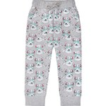 Gardner and the gang Sweatpants, Steve the Snow Leopard, Grey
