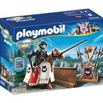 Playmobil 6696, Jousting Rypan, Guardian of the Black Baron
