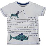 Name It T-shirt, Ganker, Mini, Bright White