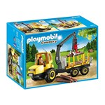 Playmobil 6813, Tømmertransport med kran