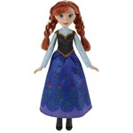 Disney Frozen Dukke, Fever Fashion Doll, Classic, Anna