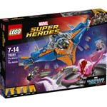 LEGO Super Heroes 76081, Guardians of the Galaxy The Milano vs The Abilisk