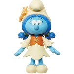 Smurfarna Smurfs, Figures, Clumsy and Smurflily, 6 cm