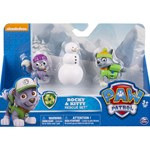 Paw Patrol Rescue Action Pack with friends, Rocky & Kitty Rescue Set