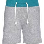 Name It Shorts, Kids, Grey Melange