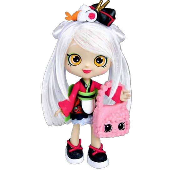 Shopkins Shopkins Shoppies, S2 Doll Pack, Sara Sushi