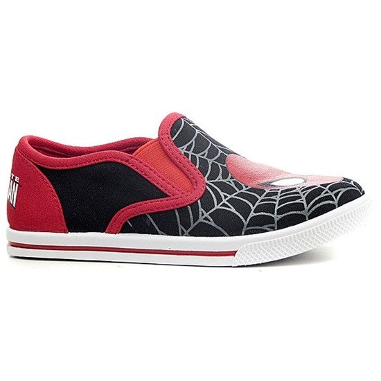 Marvel Spider-Man Disney Spiderman, Kanvassko, Red/Black