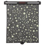 Diono Starry Night Sunshade, Solgardin, Sort