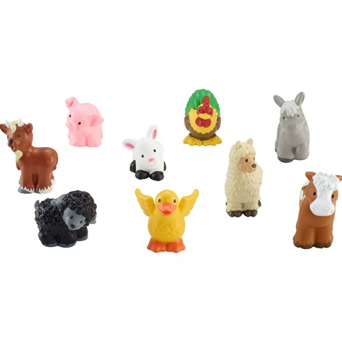 Fisher Price Little People, Farm Animal Friends