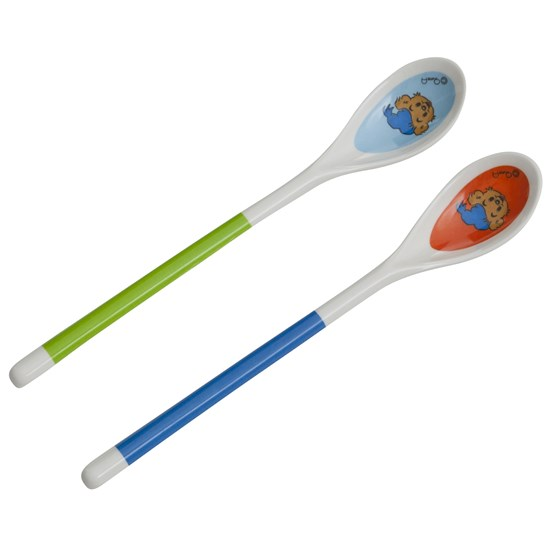 Bamse Feeding Spoon 2-Pack Bamse