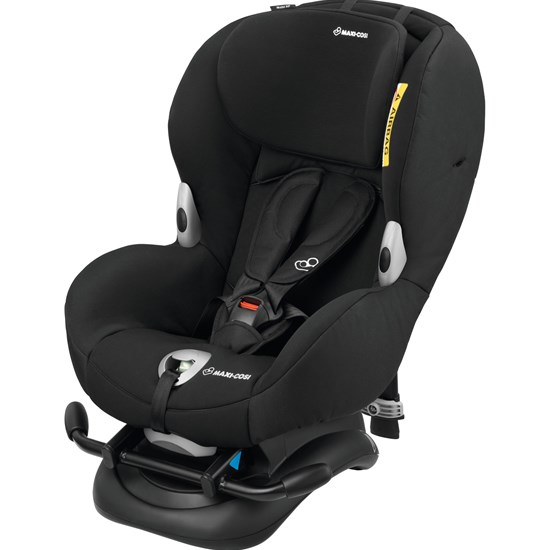 Maxi-Cosi Bagud vendt autostol, Mobi XP, Night Black