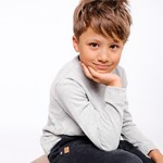 ebbe Kids Urban Sweater Placed Leafs