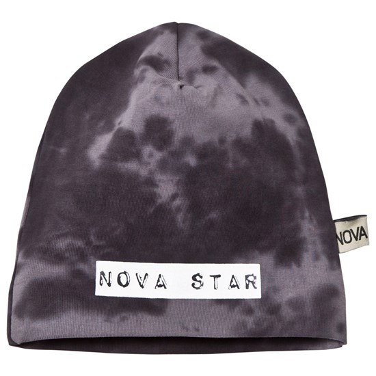 Nova Star Beanie Grey/Black