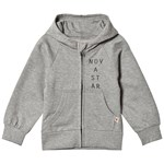 Nova Star Hood Grey Melange Cl