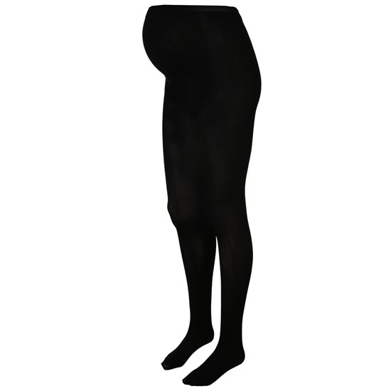 Boob Maternity Tights Black