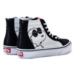 Vans UY SK8-Hi Zip Peanuts Joe Cool Black
