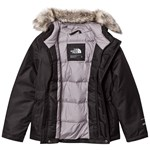 The North Face Greenland Down Fur Hooded Jakke Sort