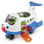 Fisher Price Little People, Aktivitetslegetøj, Flyvemaskine