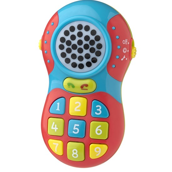 Playgro Jerry's Class, Dial-a-Friend Phone