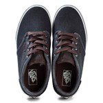 Vans Grey Atwood Deluxe Shoes