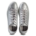 Converse Silver Junior Chuck Taylor All Star - OX