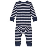 ebbe Kids Pastis Bodysuit Deep Navy/Grey