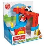 Fisher Price Little People Race and Chase Rescue