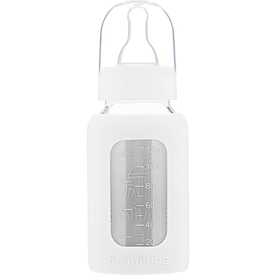 Eco Viking Flaske Stand Neck 120 ml White Mist