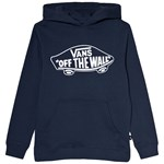 Vans OTW Pullover Fleece Boys Dress Blues-White Outline