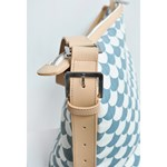 Littlephant Liten Messenger Taske Waves Blue/Gray