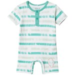 Name It Deston Romper Pool Blue
