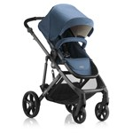 Britax B-Ready Barnevogn Blue Denim 2018