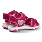 Superfit Nelly Sandal Berry Combi