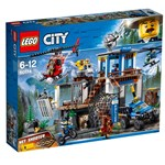 LEGO City 60174 LEGO® City Bjergpolitiets hovedkvarter