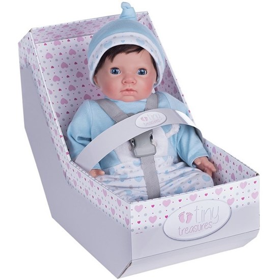 Tiny Treasure Doll Babydukke, Dreng