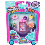 Shopkins World Vacation Europe 5 Pack